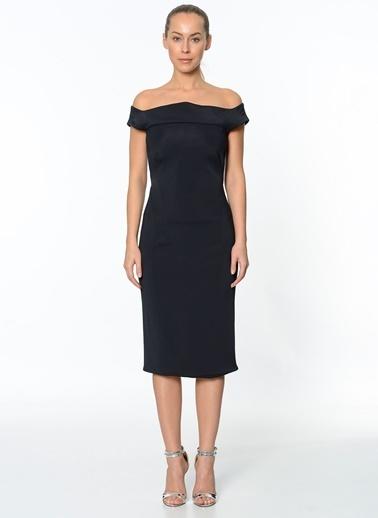 Zac Posen Elbise Siyah